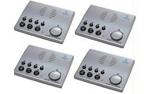 4 Pack of 4 Channel Voice - NYLocksmith247.com